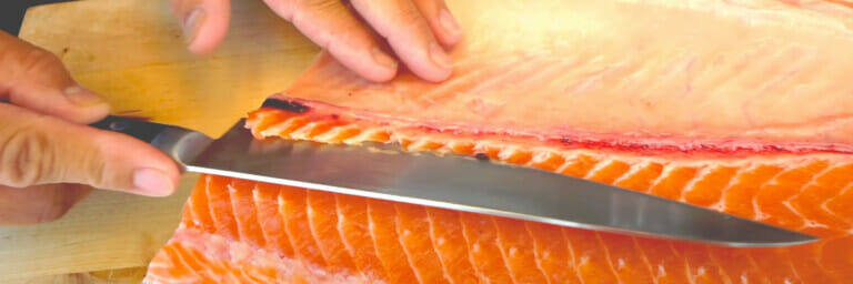 How to Fillet a Fish Quick Easy Way