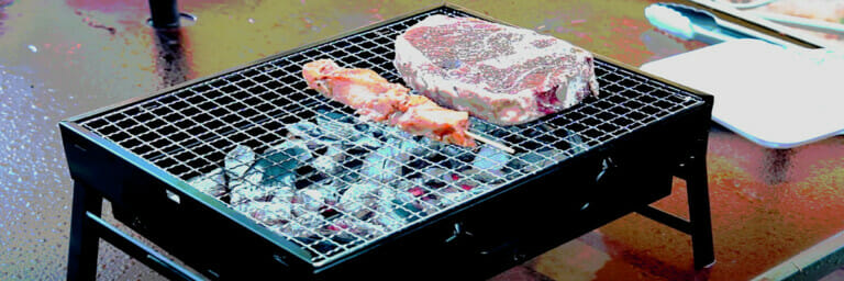 How to Deep Clean a Charcoal Grill