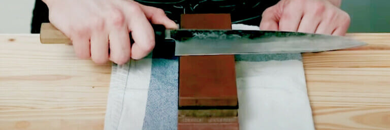 How to Sharpen a Chef Knife – Guide Step by Step